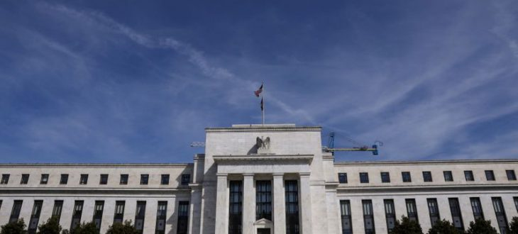 After pandemic, Fed policymakers see slow U.S. recovery