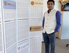 Arun Kumar Saini - Enterprises & Businessman