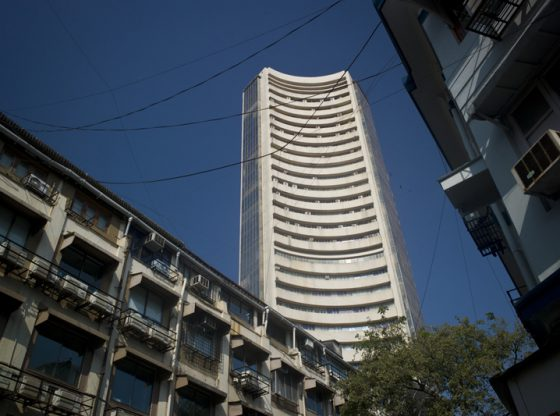India stocks lower at close of trade; Nifty 50 down 3.43%