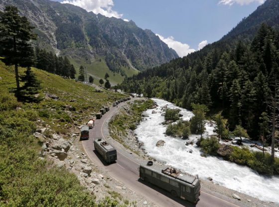 Indian and Chinese military agree to disengage on disputed Himalayan border